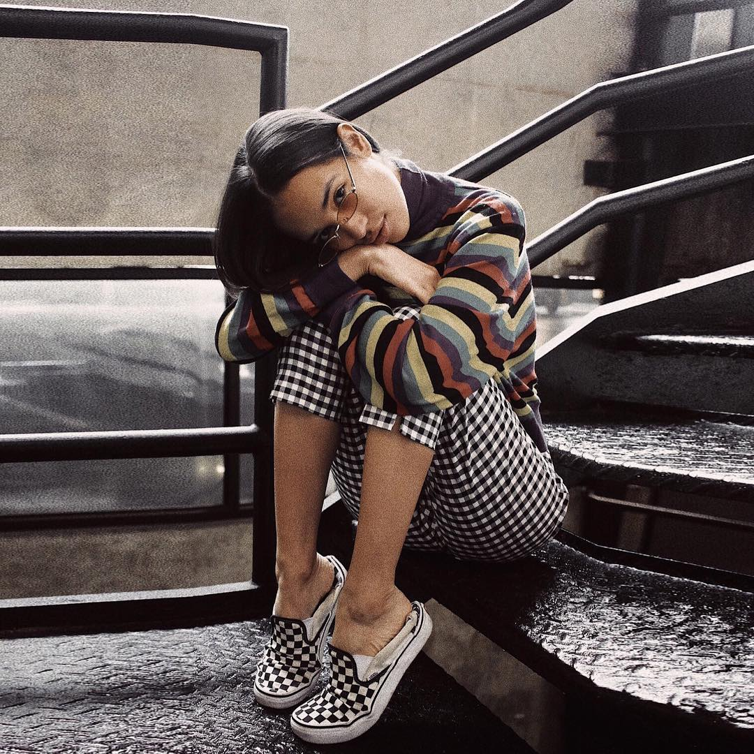 how to wear checkered vans no matter your personal style